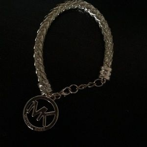 A Michael Kors gold bracelet